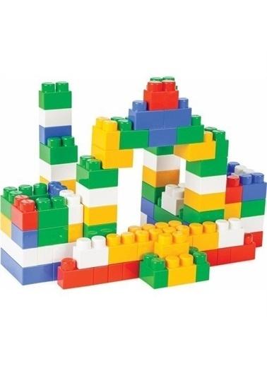 Pilsan Pilsan Master Bloklar 134 Parça Büyük Set Renkli